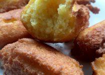 Arepitas de harina de Maíz (corn fritters)