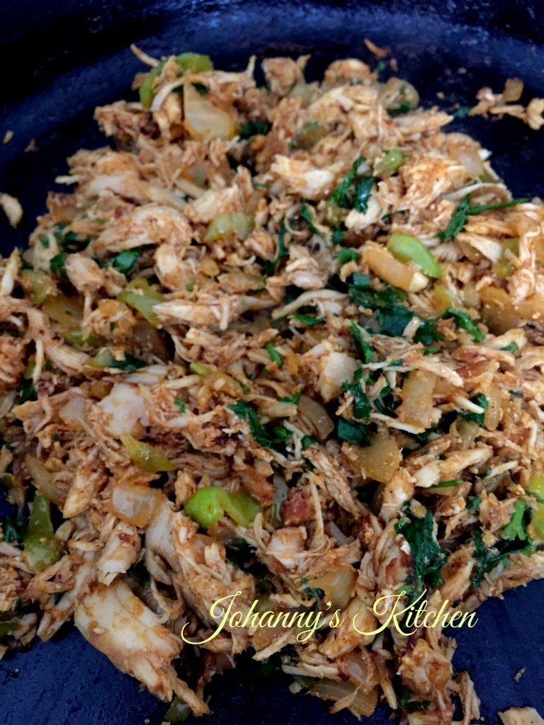 empanada-cooking-chicken