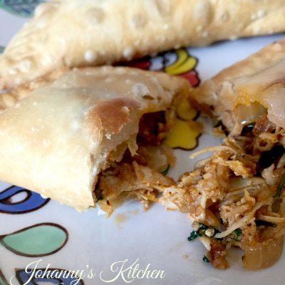 Empanadas de Pollo (Chicken turnovers)