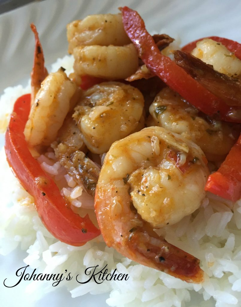 garlic-shrimp-sauce