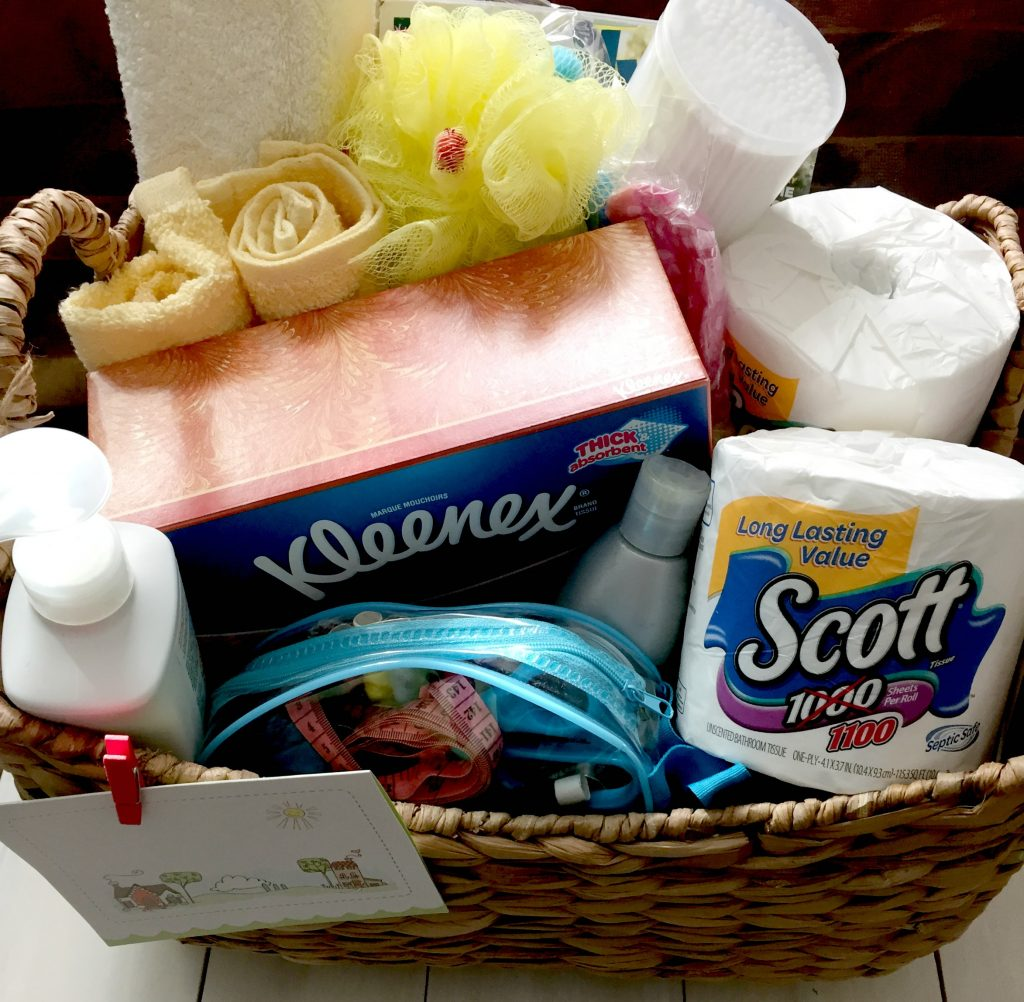kimberly-clark-toiletries-basket