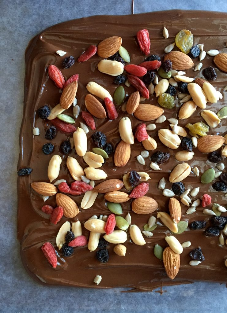 nuts-and-fruits-chocolate-bark
