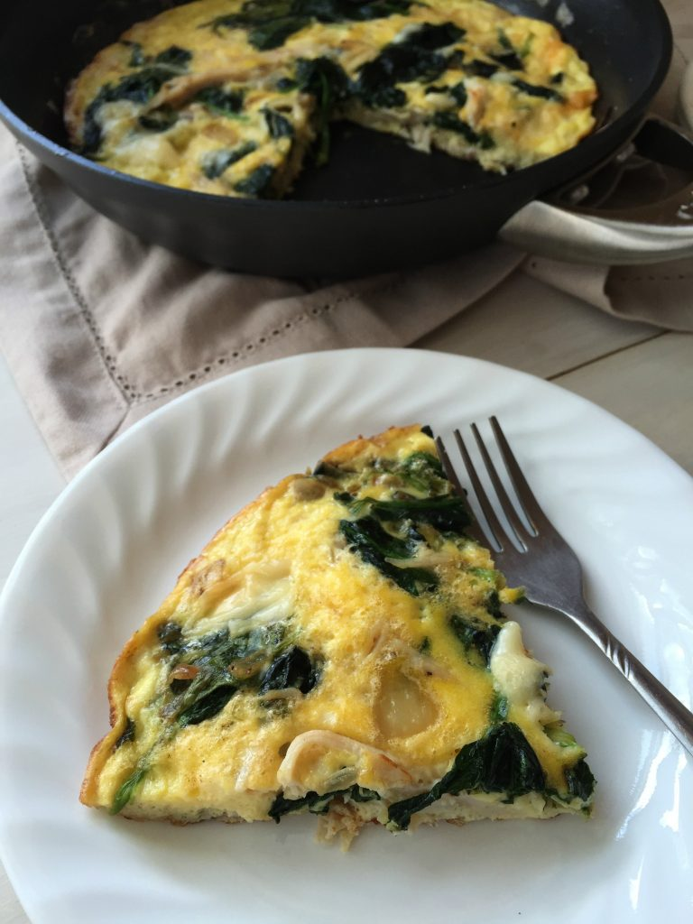 spinach-frittata-for-two