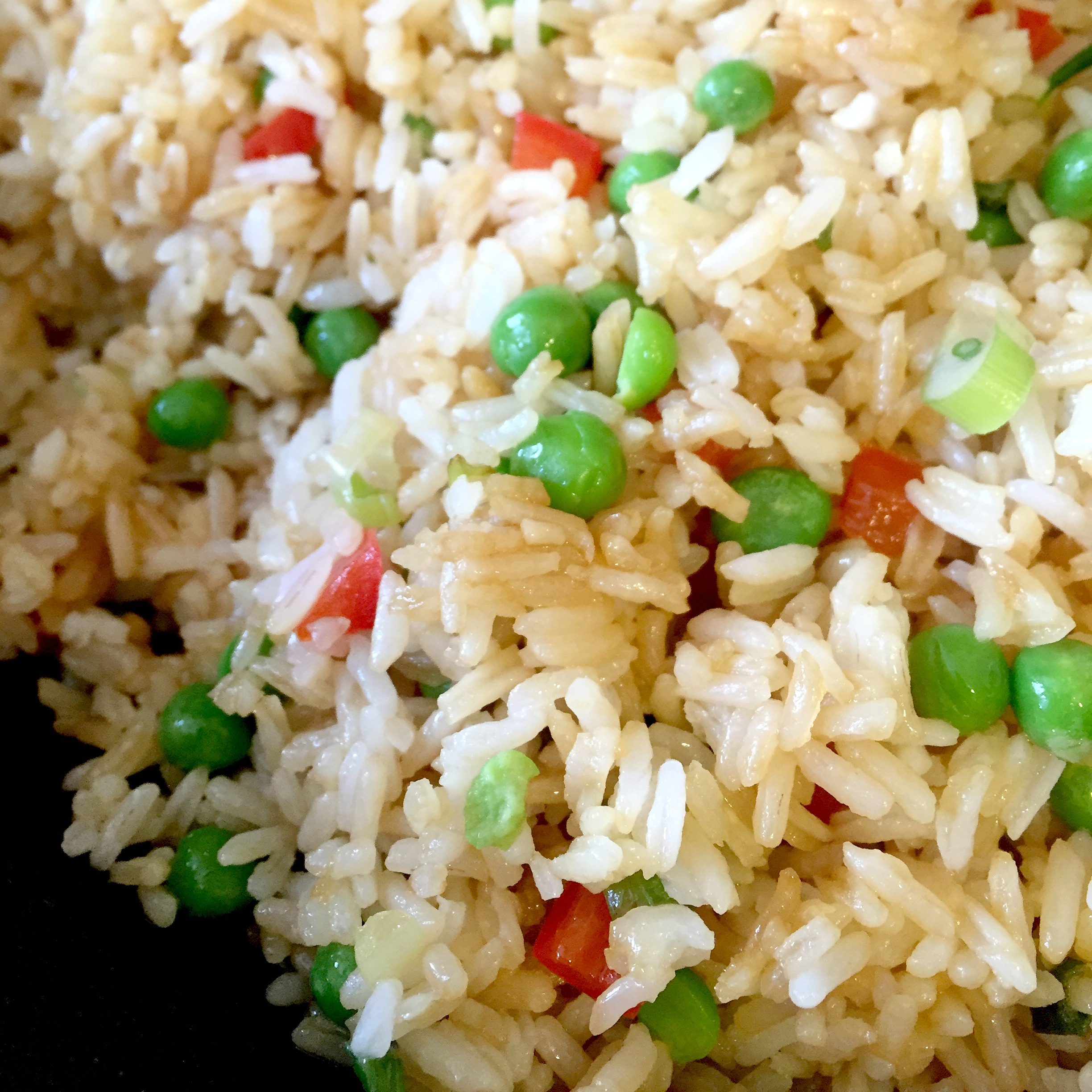Super easy vegetable fried rice johannys kitchen veggies and fried rice ccuart Images
