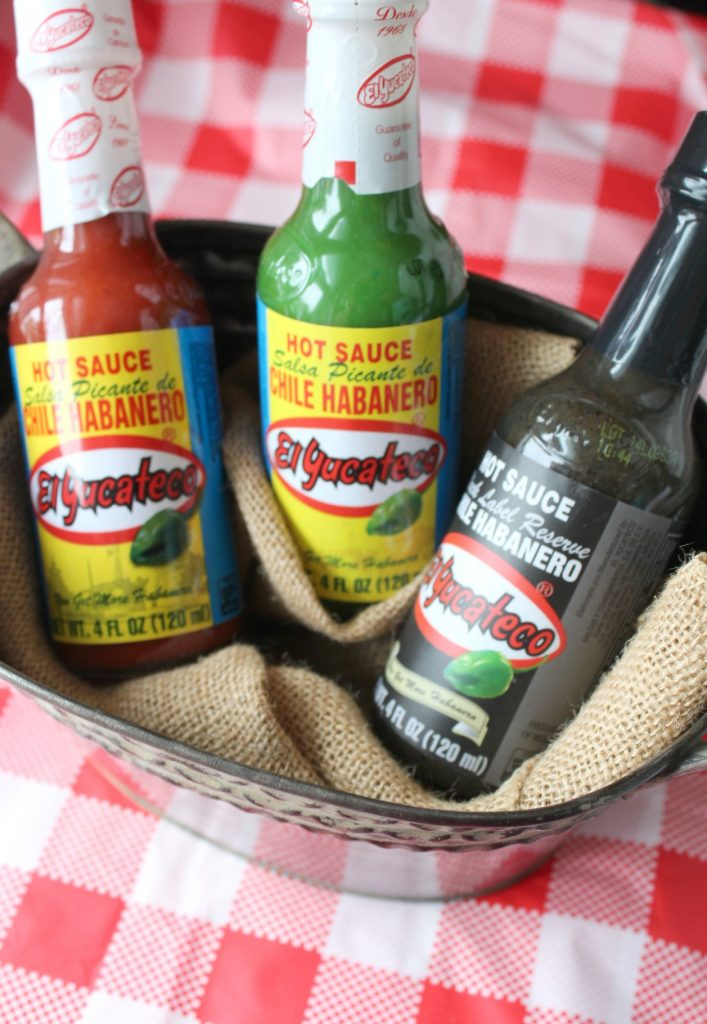 el yucateco sauces