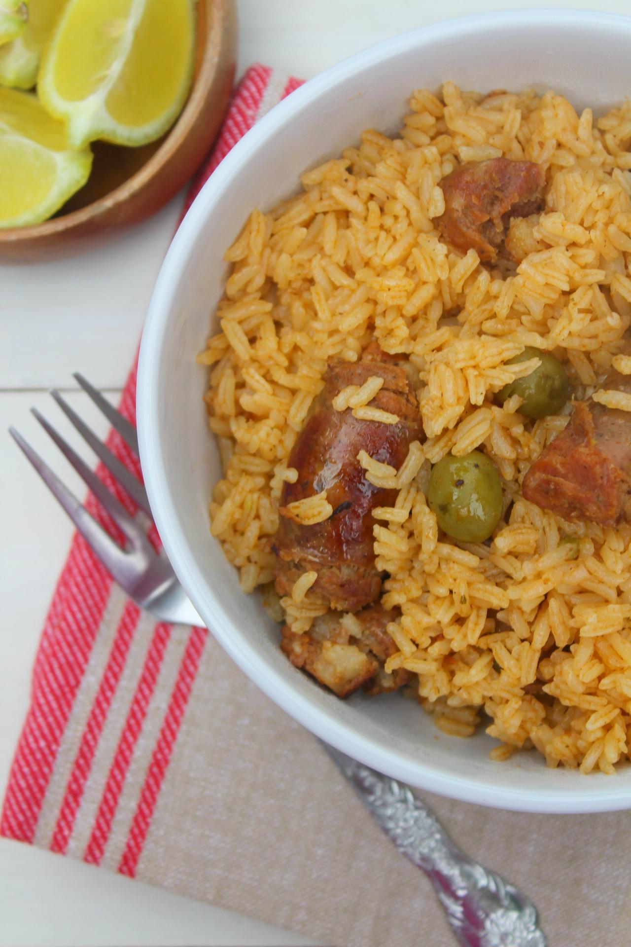 arroz-y-longaniza
