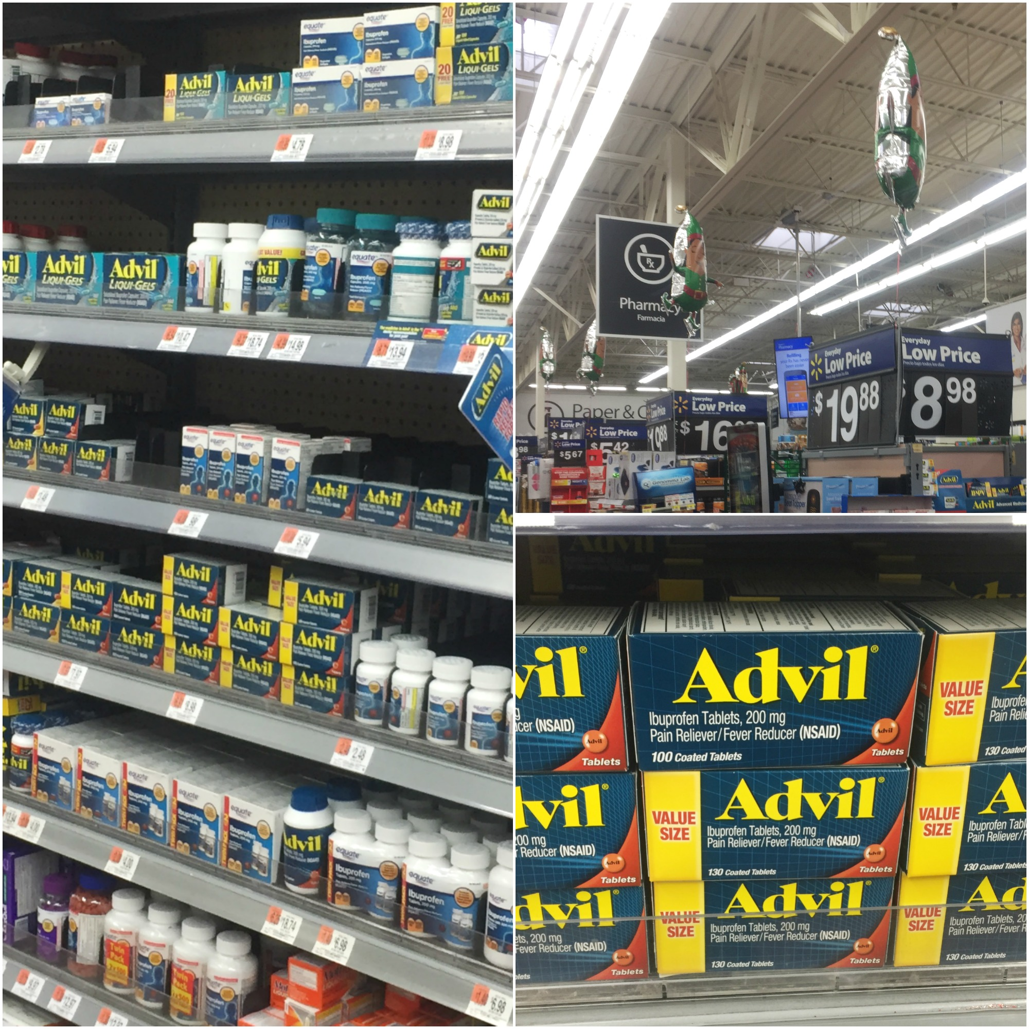 advil-at-walmart