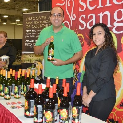 The Latin Food and Wine Festival in New Jersey