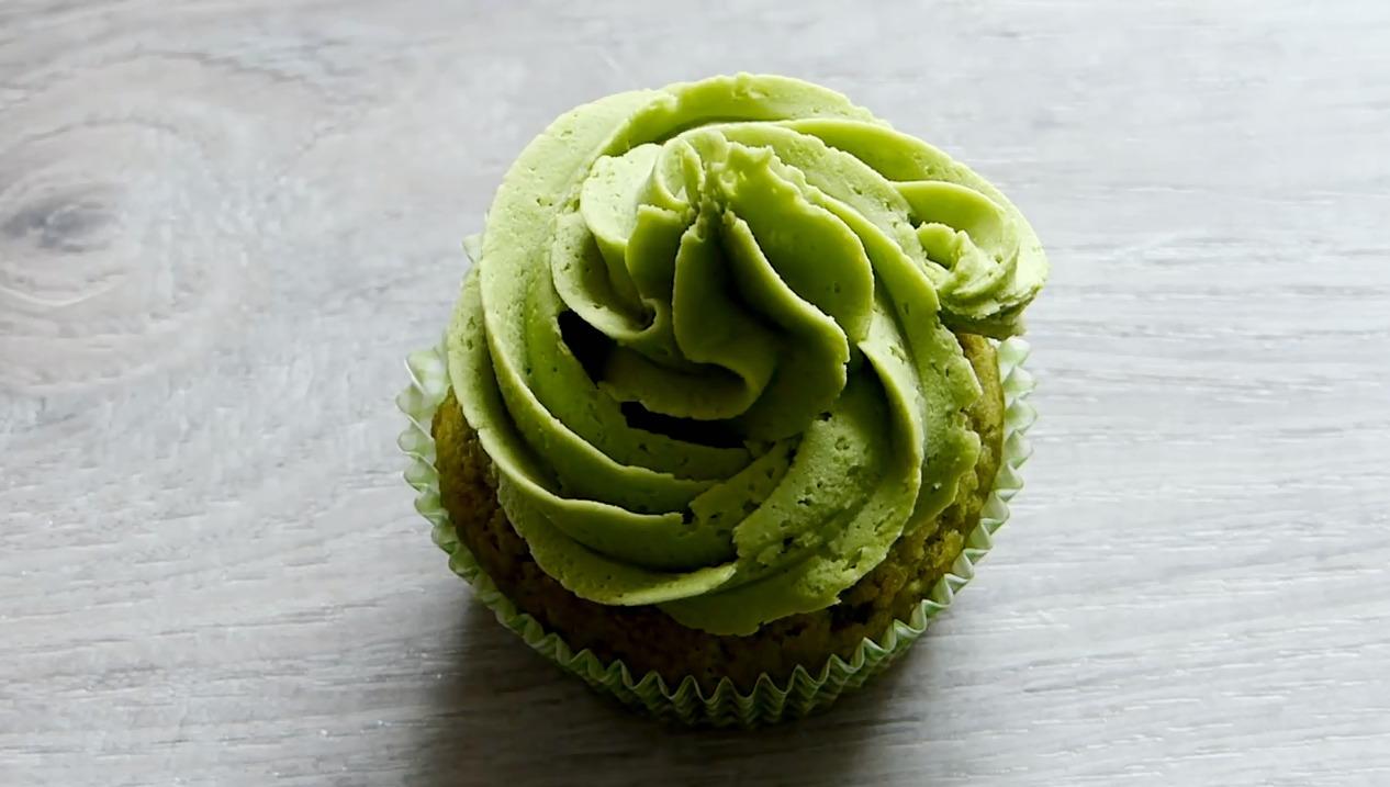 recipe: easy green tea cupcakes [8]