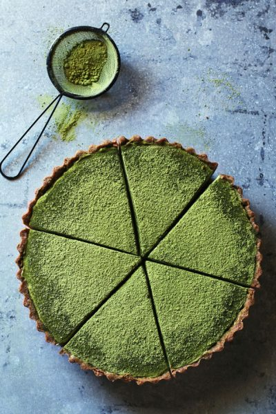 How to Make No-Bake Matcha Cheesecake